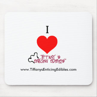 Tiffany's Enticing Edibles™ Mousepad