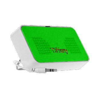 Tiffany's mp3 speaker