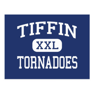 Tiffin - tornados - joven - Tiffin Ohio Postales