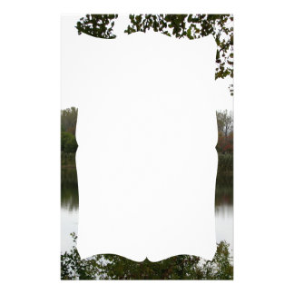 Tifft Nature Preserve pond Stationery
