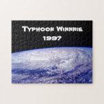 Tifón 1997 Winnie Rompecabezas