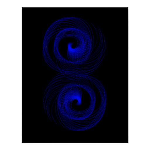 Tifón azul impresiones
