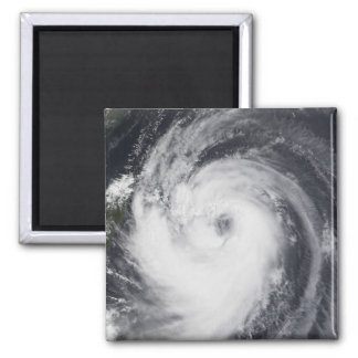 Tifón Chaba en el Océano Pacífico occidental Iman De Frigorífico