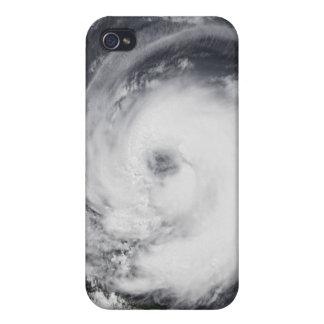 Tifón Chaba en el Océano Pacífico occidental iPhone 4/4S Fundas