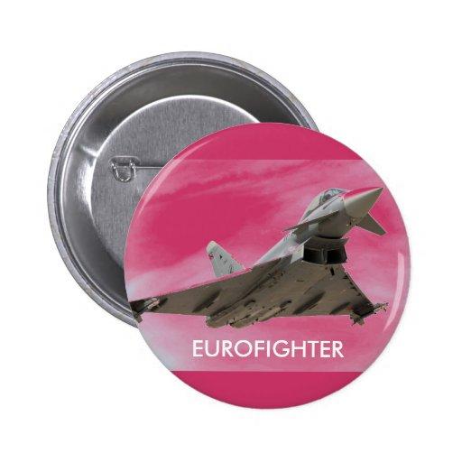TIFÓN DE EUROFIGHTER PIN