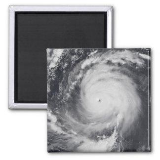 Tifón Maemi en el Océano Pacífico occidental Imán De Frigorífico