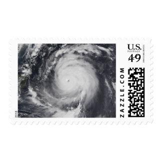 Tifón Maemi en el Océano Pacífico occidental Sellos