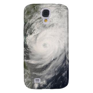 Tifón Neoguri que se acerca a China