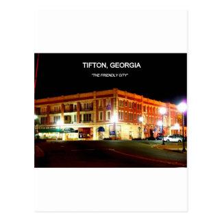 TIFTON, GEORGIA POSTALES