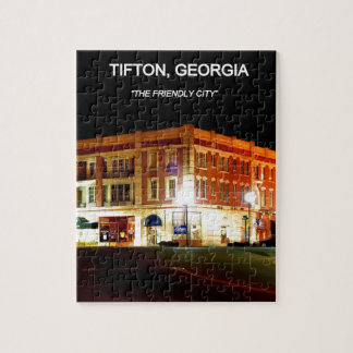 TIFTON, GEORGIA ROMPECABEZAS