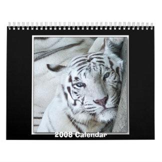 tiger7, 2008 Calendar