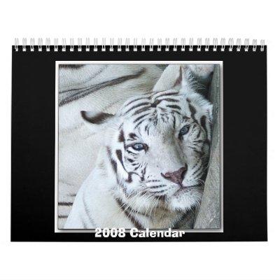 tiger7, calendario 2008
