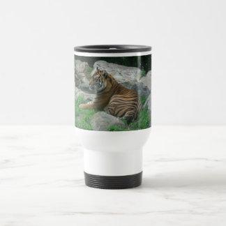 Tiger 001 Travel Mug