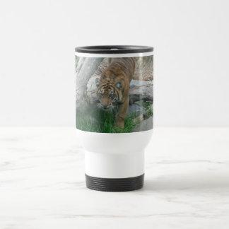 Tiger 003 Travel Mug