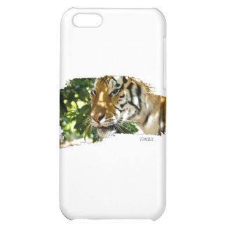 Tiger 01 iPhone 5C case