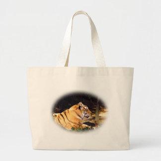 Tiger_1001 Jumbo Tote Bag