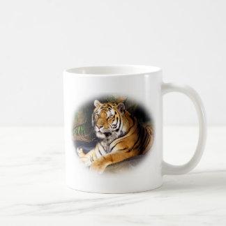 Tiger_1151 Classic White Coffee Mug