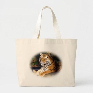 Tiger_1151 Jumbo Tote Bag