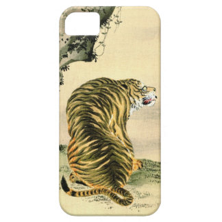 Tiger 1870 iPhone SE/5/5s case