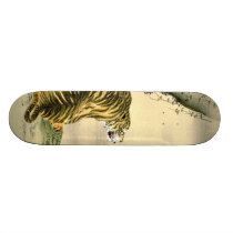 Tiger 1870 skateboard deck
