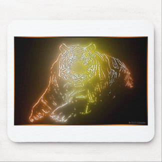 Tiger 2 mouse pad