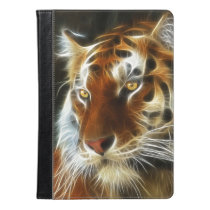 Tiger 3d artworks iPad air case