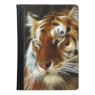 Tiger 3d artworks iPad air case