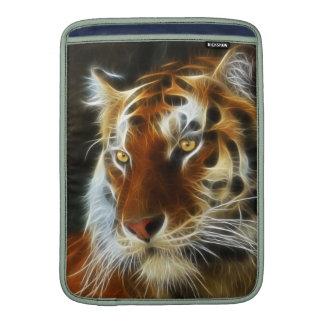 Tiger 3d artworks MacBook air sleeves