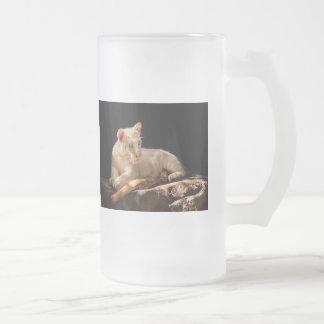 Tiger -  A baby snow tiger Mug