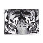 tiger abstract iCase iPad Mini Covers