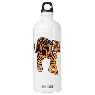 Tiger Aluminum Water Bottle