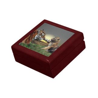Tiger and Cub Gift Box