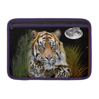 Tiger and cubs sleeves for MacBook air