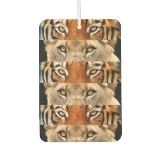 Tiger and Lion eyes Photo Air Freshener
