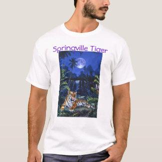 TIGER AND MOON T-Shirt