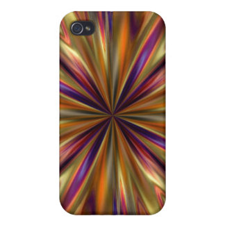 Tiger Anemone Cover For iPhone 4