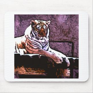 tiger Animal art Mouse Pad