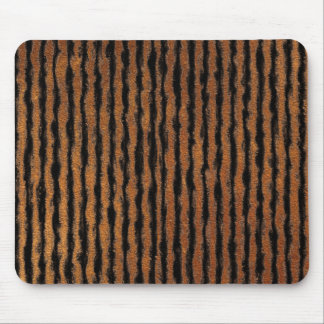 Tiger, Animal Print Mouse Pad