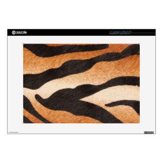 Tiger animal print decal for laptop