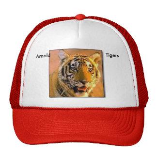 Tiger, Arnold , Tigers Trucker Hat