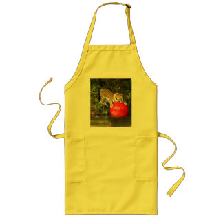 Tiger_Aroara037 Long Apron