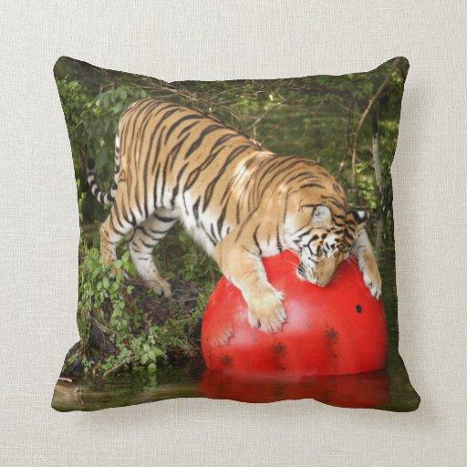 Tiger_Aroara040 Almohada
