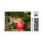 Tiger Aroara Stamp, Bengal Tiger