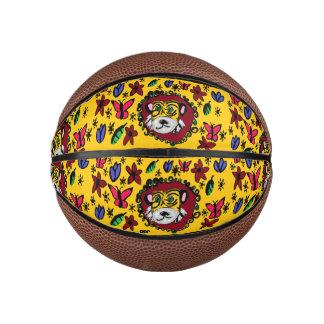 tiger art 2 basketball