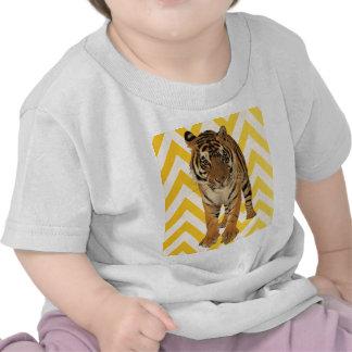 Tiger Art Gift Design Shirt