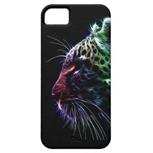 Tiger Art iPhone 5 Case