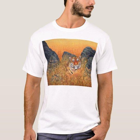 Tiger At Rest T-Shirt