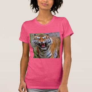Tiger attack. shirt