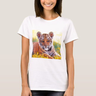 Tiger Baby Cub T-Shirt