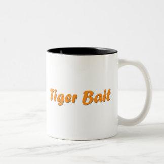 Tiger Bait Two-Tone Coffee Mug